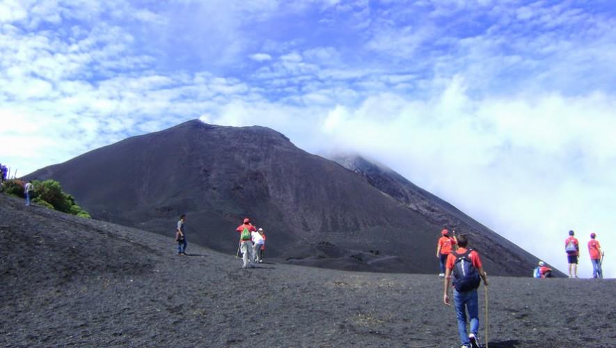 Tour guiado por el Volcán de Pacaya en Escuintla   Enero 2017