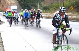 peregriancion ciclistica