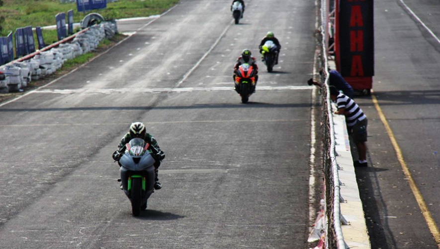 Primera Fecha del Campeonato de Motovelocidad ACMG | Enero 2017