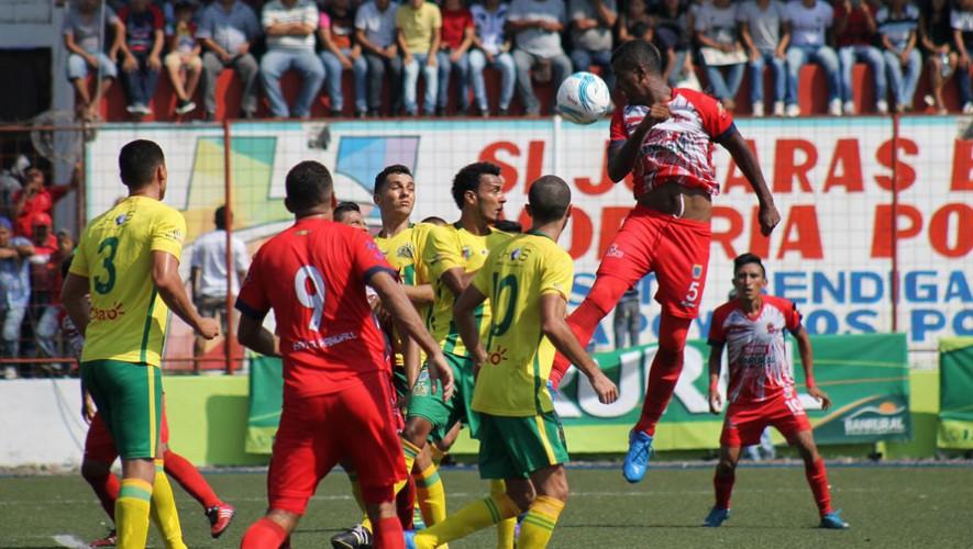 Los equipos departamentales buscarán nuevamente quedarse con el título del fútbol guatemalteco. (Foto: Deportivo Malacateco)