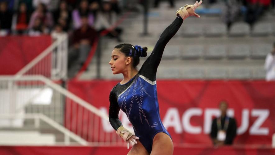 Tras 14 años de competir a un gran nivel, una de las máximas referentes del deporte guatemalteco se retira. (Foto: COG)