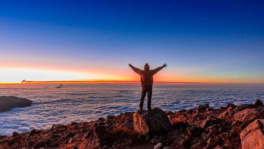En este reto podrás conquistar las cumbres más altas del país, apreciando las mejores vistas que ofrecen. (Foto: Carlos A. Barrientos)