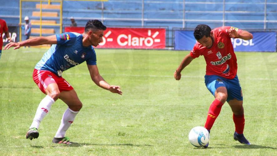Partido de Municipal vs Mictlán por el Torneo Clausura | Febrero 2017