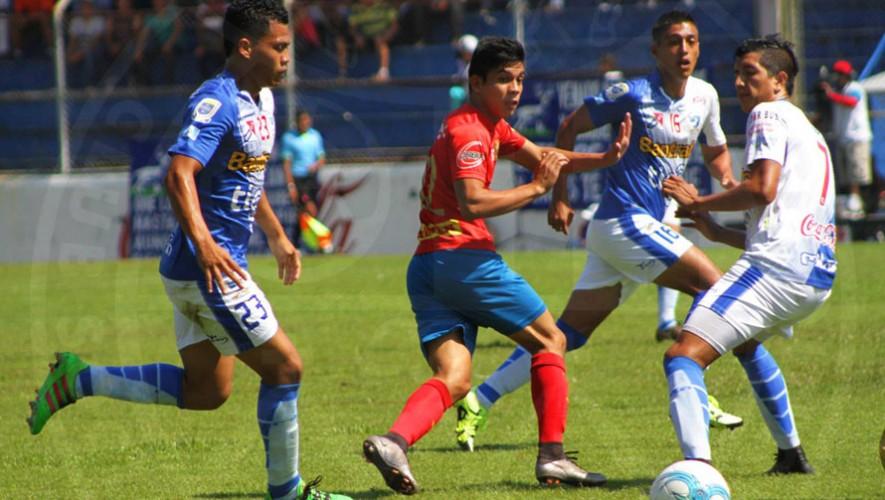 Partido de Suchitepéquez vs Municipal, Torneo Clausura | Enero 2017