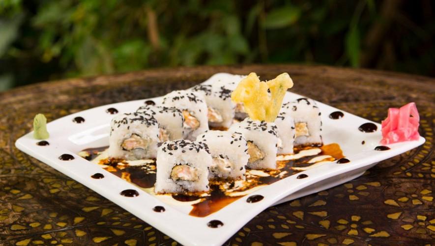 All You Can Eat de Sushi a beneficio de Asociación de Amigos de los Animales en Dim Sum| Enero 2017