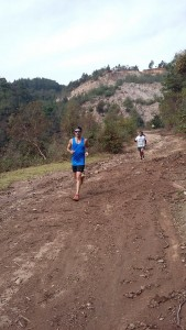 trail run entre ruinas