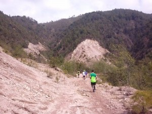trail run tecpan