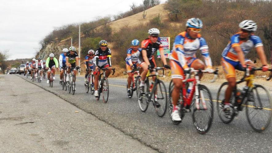 Travesía en bicicleta del Rancho a Esquipulas | Enero 2017