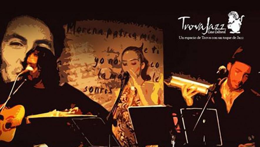 Concierto de Valtrez en TrovaJazz   Enero 2017