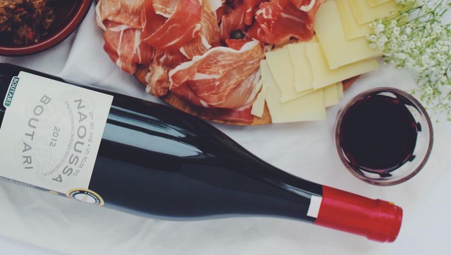 Degustación de vinos italianos en Tre Fratelli Paseo Cayalá | Enero 2017