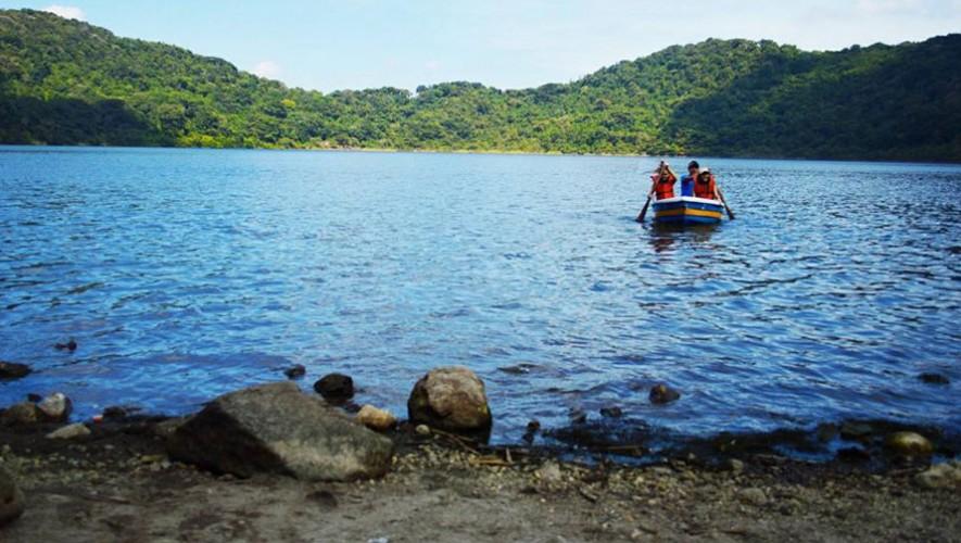 Ascenso Familiar al Volcán y Laguna de Ipala por Explora Guatemala | Enero 2017