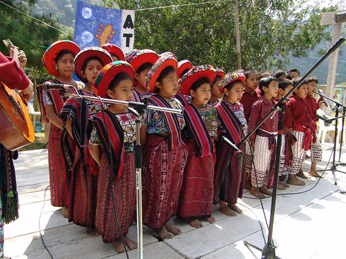 Festival de Atitlán