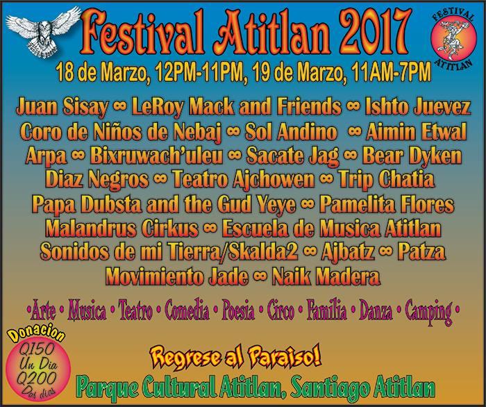 Festival Atitlán