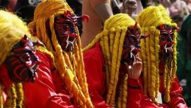 La Legión de los 24 diablos es Patrimonio Cultural Intangible de la Nación. (Foto: Christian Rodríguez)