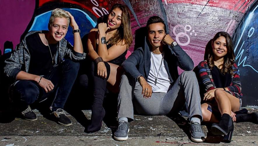 Alliots es una banda guatemalteca de electro pop en español. (Foto: Alliots)