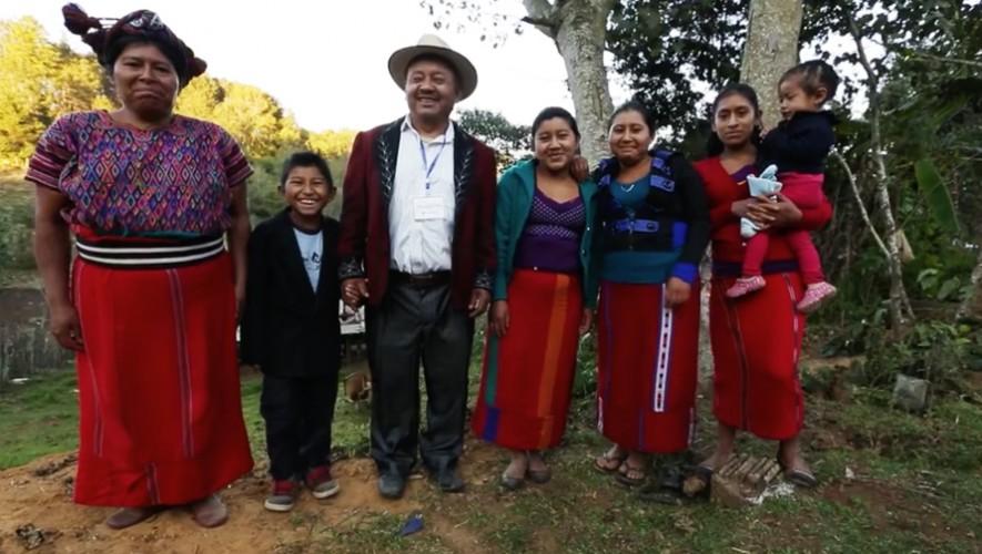 La comunidad de Quiché trabaja con leche de cabra para salir adelante. (Foto: Captura de pantalla)