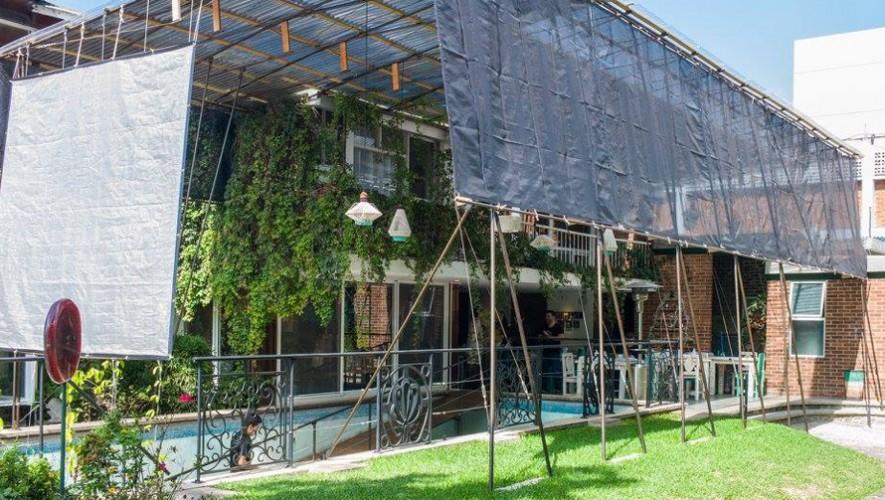 Fiesta para curar la resaca en Casa Llerandi   Abril 2017