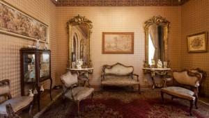 Viaje en el tiempo en Casa Mima, un museo del siglo XIX