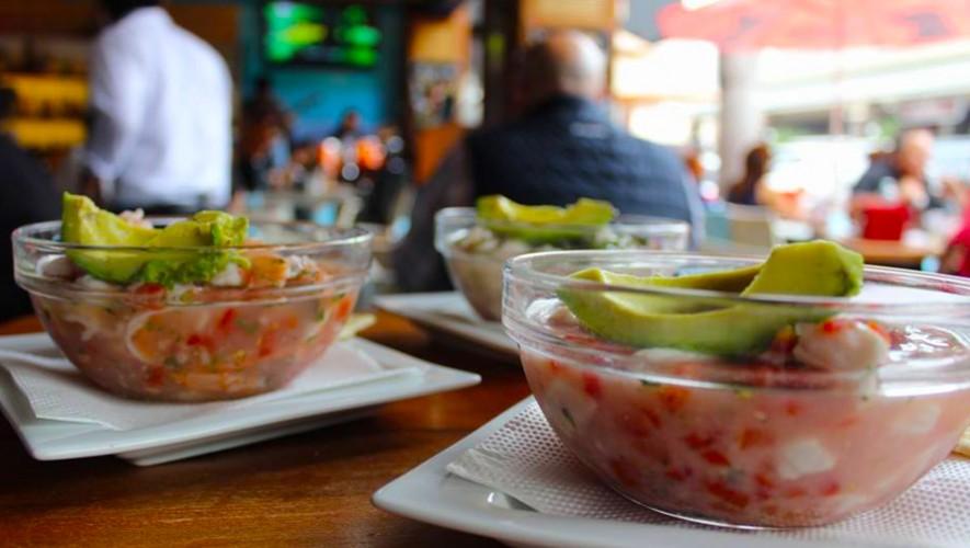 (Foto: El Muelle Seafood Guatemala)