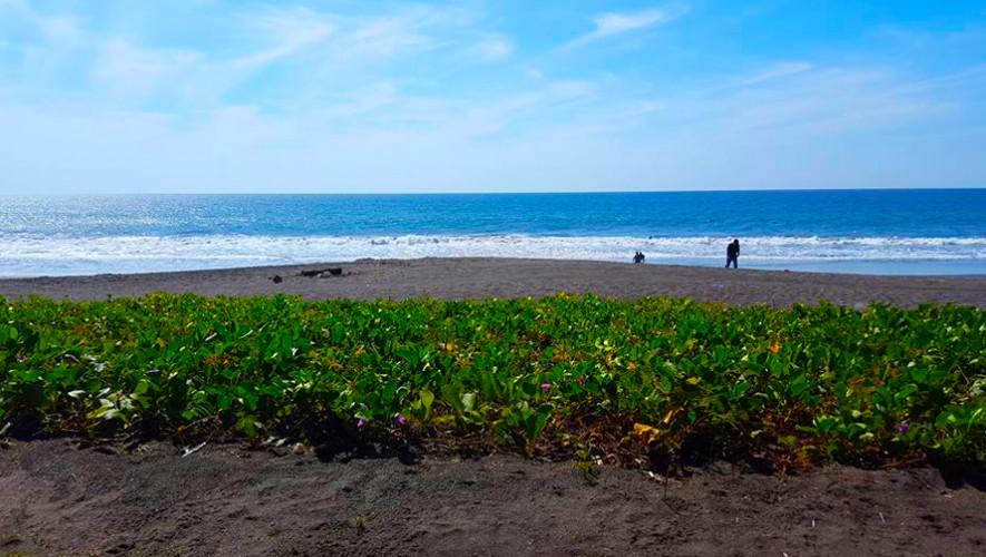 Playa Hawaii, Santa Rosa - Las mejores playas de Guatemala
