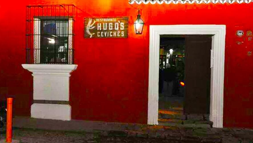 (Foto: Hugo's Ceviches)