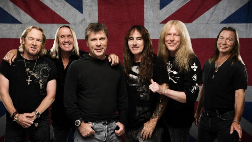 Iron Maiden Day en TrovaRock zona 1  Febrero 2017