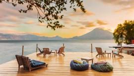 Hoteles baratos cerca del Lago de Atitlán, Guatemala