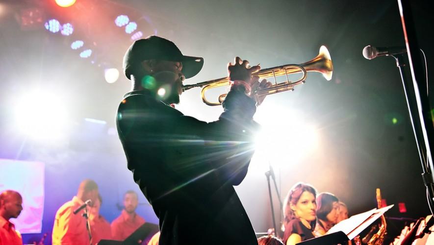 Festival Internacional de Jazz en Guatemala   Febrero - Marzo 2017