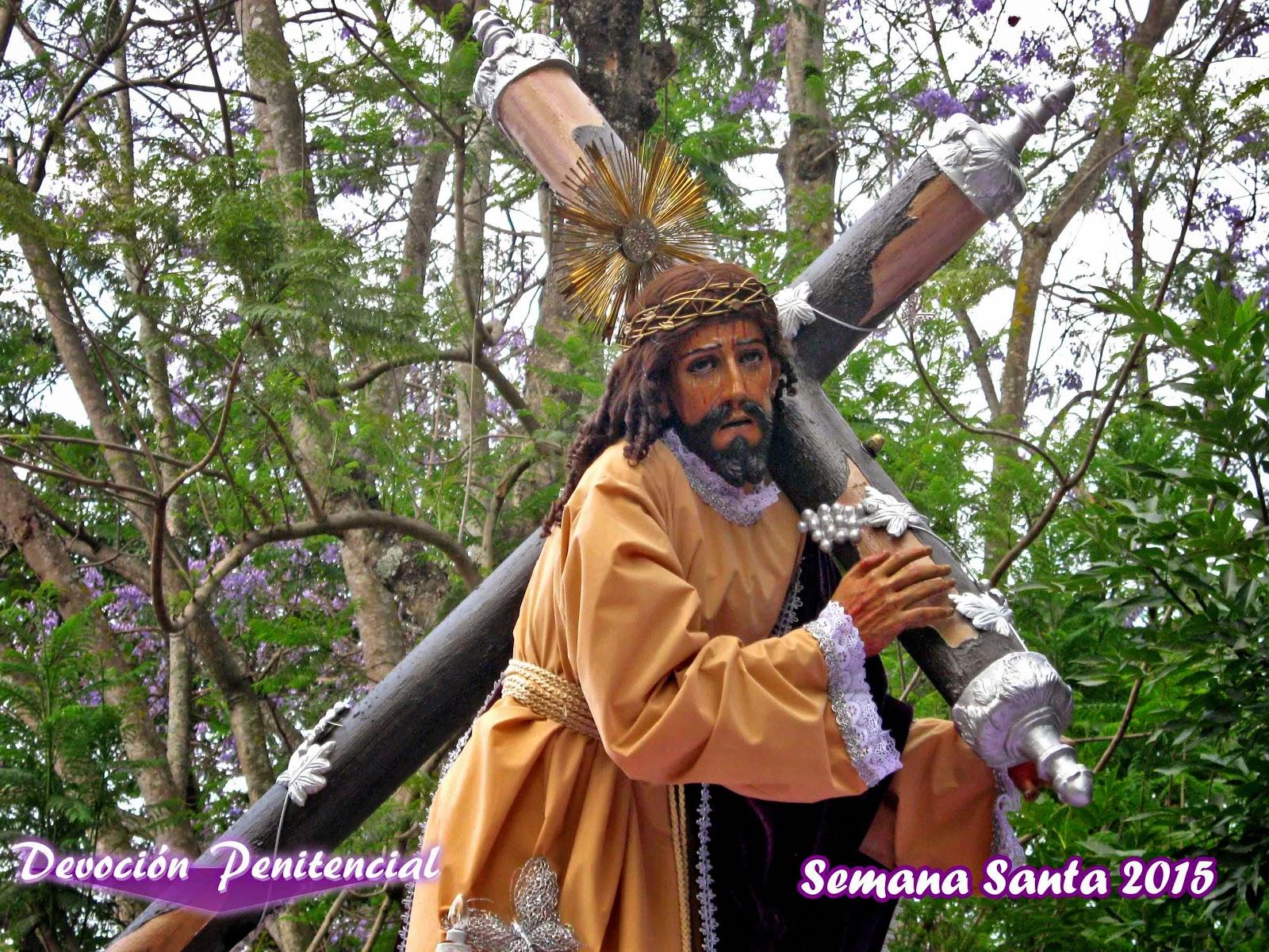 Jesús Nazareno del Silencio