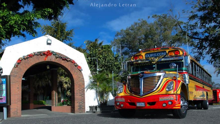 La Camioneta Tour en la Ciudad de Guatemala