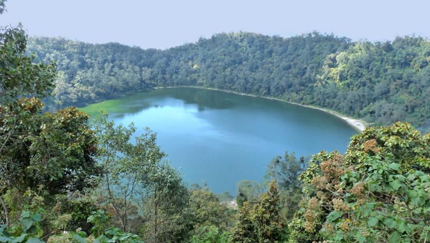 Viaje a la Laguna Chicabal en Quetzaltenango | Marzo 2017