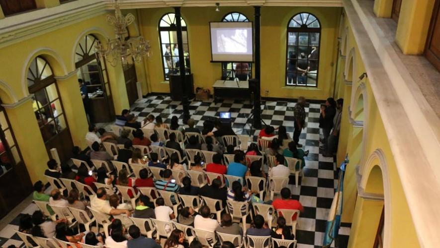 Leyendas en el Museo Nacional de Historia de la Ciudad de Guatemala