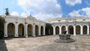 Recorrido en el Museo de la Universidad de San Carlos