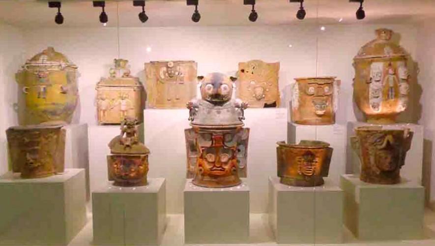 Recorrido por la historia de Guatemala en Museo Popol Vuh