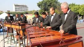 El 20 de febrero se celebra el Día Nacional de la Marimba en Guatemala.  Foto: Ministerio de Educación de Guatemala)