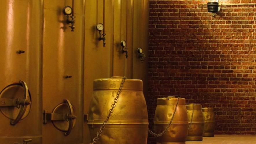 Recorrido en Museo de la Cervecería Centro Americana