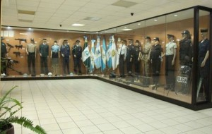 Museo de la Policía Nacional Civil. Foto (Dirección de Información Geográfica Municipal)