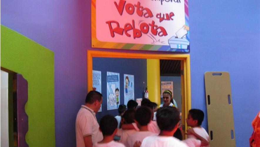 Aprendizaje interactivo en Museo de los Niños