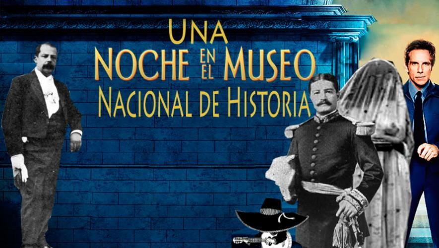 El 25 de febrero se realizará una noche de historia y leyendas dentro de un museo en la Ciudad de Guatemala. (Foto: Necroturismo en Guatemala)