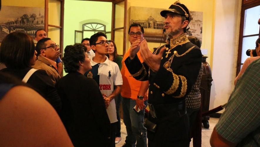 Noche de historias y leyendas de Guatemala