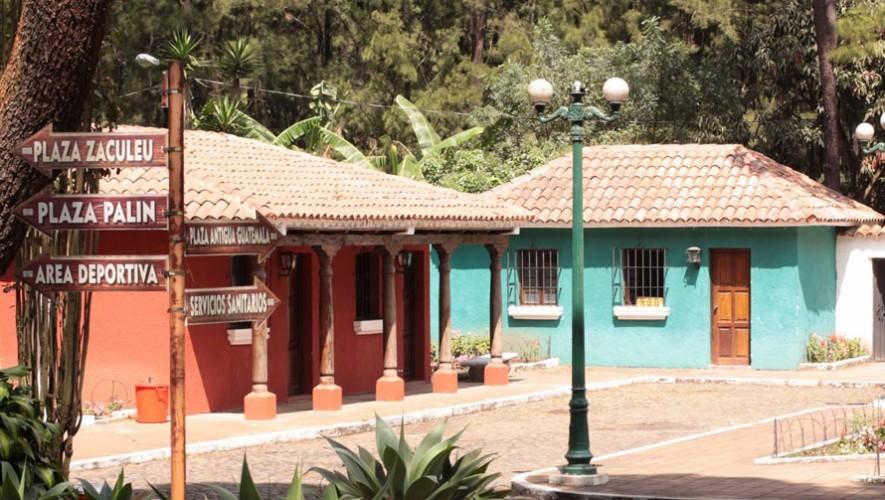 Visita al Parque Naciones Unidas Guatemala