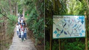 Actividades en el Parque Ecológico Deportivo Cayalá