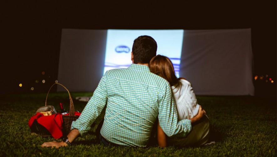 Noche de película y picnic en Santa Teresita   Febrero 2017