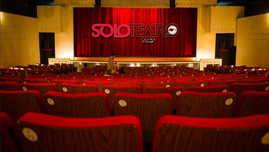 (Foto: Solo Teatro Av. Las Americas)