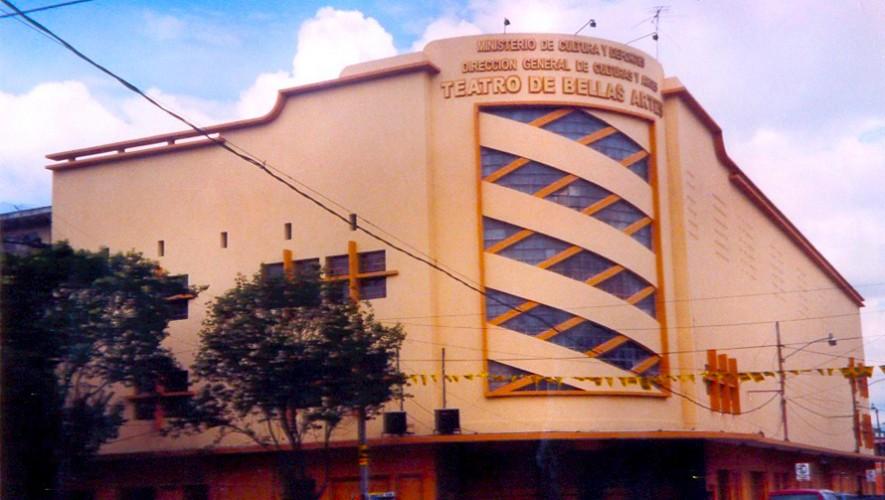 Teatro de Bellas Artes