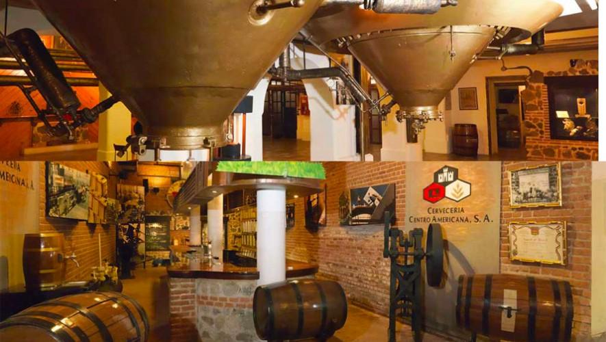 (Foto: Cervecería Centroamericana)