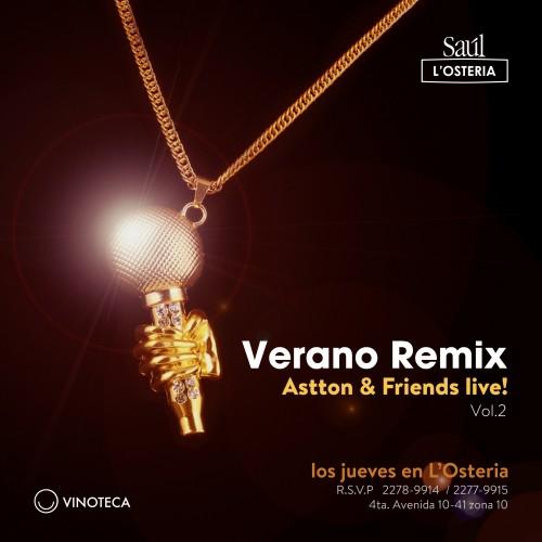 Verano Remix-01