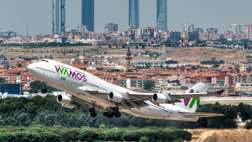 A partir de junio de 2017 podrás volar de Guatemala a Madrid por un precio más económico. (Foto: Airplane Pictures)