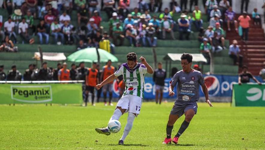 Partido de Antigua vs Carchá por el Torneo Clausura | Febrero 2017