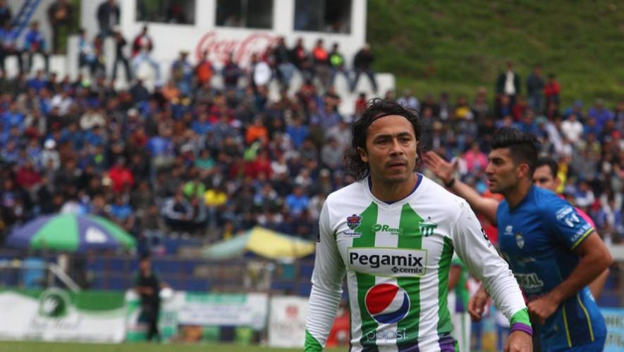 Partido de Antigua vs Cobán por el Torneo Clausura   Febrero 2017